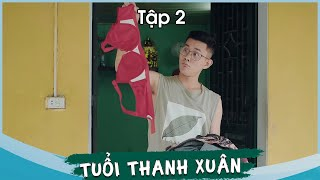 Tuổi Thanh Xuân - Tập 2 - Phim Hài SVM (Mì Tôm remake) | SVM SCHOOL