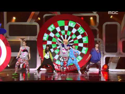B1A4 - Beautiful Target - 비원에이포 - 뷰티풀 타겟, Music Core 20110917