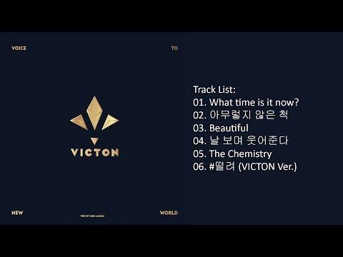 [Full Album] VICTON – Voice To New World (Mini Album)