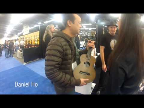 Blackbird Guitars at 2016 NAMM Show