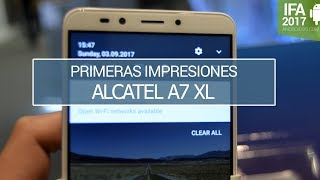 Video Alcatel A7 XL YL3ujMWzG1M