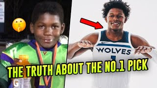 The Anthony Edwards Story! How He Went From Football Prodigy To #1 NBA Draft Pick