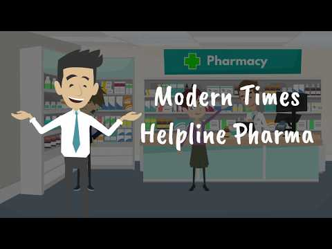 Modern Times Helpline Pharma - Largest generic medicine exporter in India