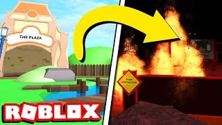 HACKED ROBLOX SERVERS