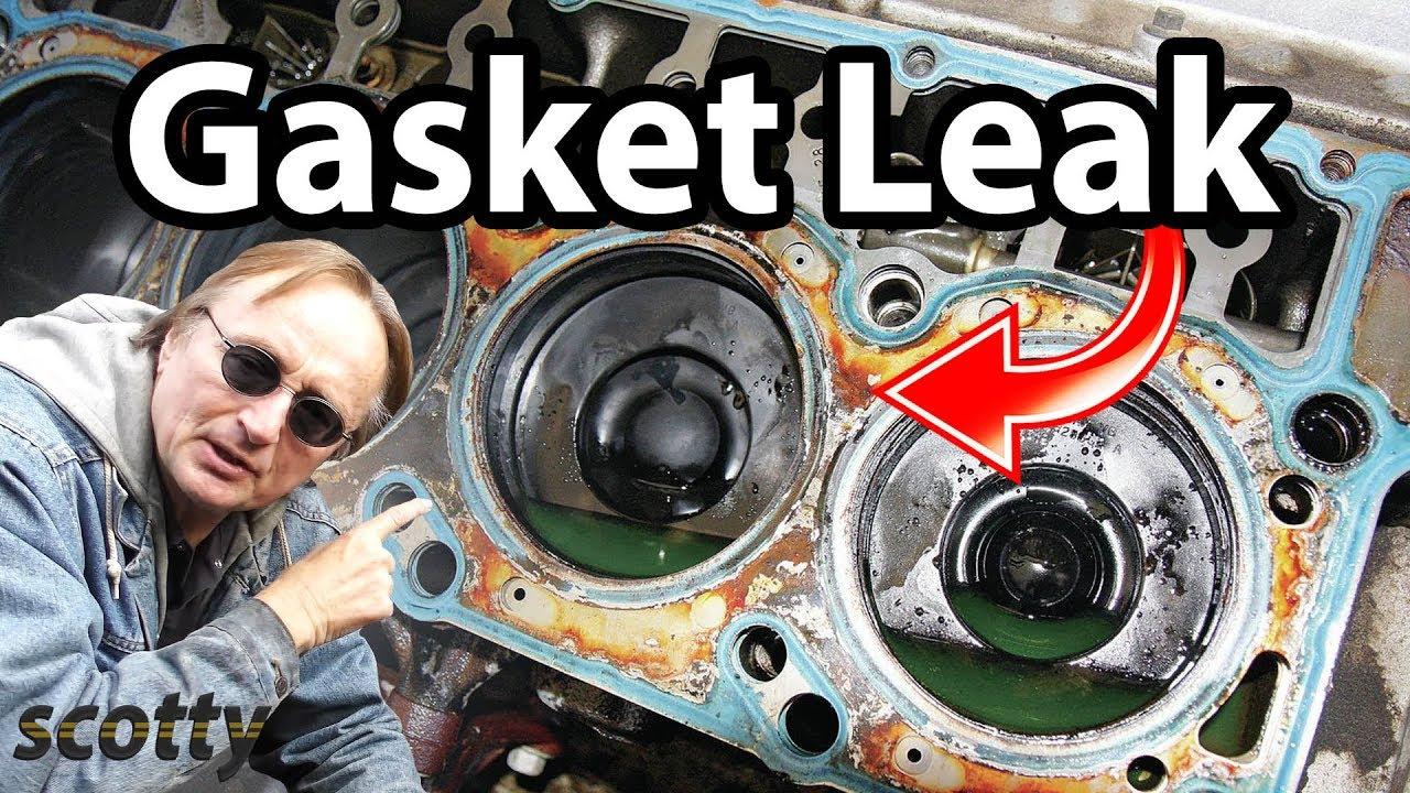 Fixing Tough Head Gasket Leaks - YouTube
