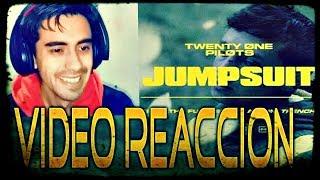Twenty one pilots: Jumpsuit [Official Video] VIDEO REACCIÓN!