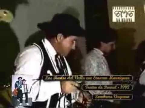Sombrero  Vaquero -  Erasmo Manriquez Con Los Reales Del Valle En Vivo