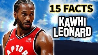 Kawhi Leonard 15 Facts That Will Shock You | Why Doesn't He Talk?