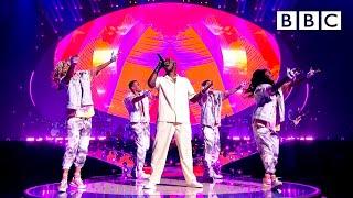 @KSI 'Holiday' 🎤 Team GB Homecoming Concert 🇬🇧 BBC