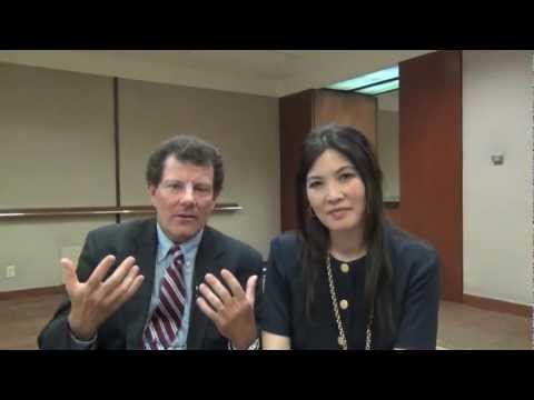 Half The Sky: Nicholas Kristof and Sheryl WuDunn Talk About Their ...