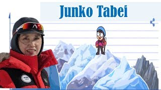 Who was Junko Tabei ? Facts about first woman to climb mount everest Junko Tabei