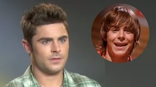 Zac Efron Doesn't Know Songs from High School Musical or One Direction!