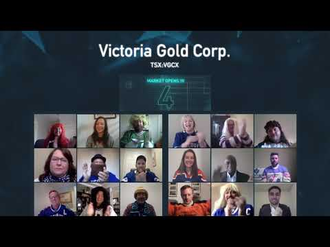 TMX Group congratulates Victoria Gold Corp. for graduating from TSX Venture to TSX Exchange (TSX:VGCX)