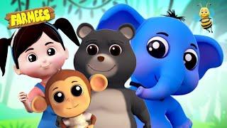 Las mejores canciones de cuna para bebés   Aprendizaje para niños   Videos para niños