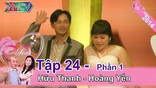 Anh chồng bầm dập vì không biết vợ có tứ đẳng huyền đai taekwondo | Hữu Thanh – Hoàng Yến | VCS 24
