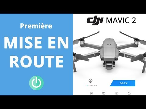 video DJI Mavic 2 Pro + Radiocommande smart controller