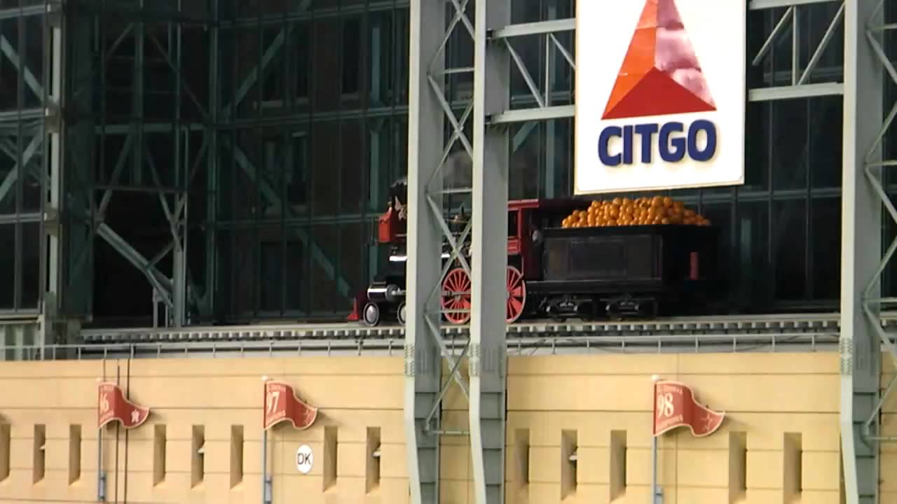 The Houston Astros Train At Minute Maid Park Youtube