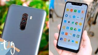 Video Xiaomi Pocophone F1 YLjiOGjcUNg