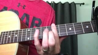Chris Stapleton - Either Way lesson