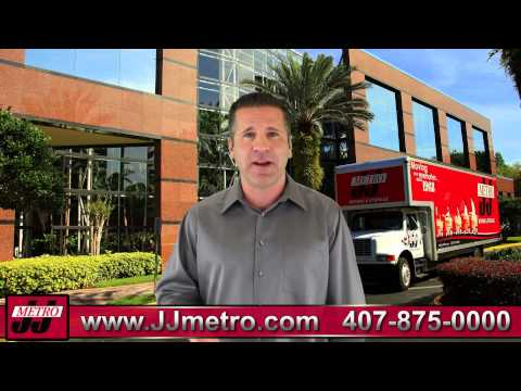 J&J Metro Moving and Storage - Orlando Commercial Moving and Storage