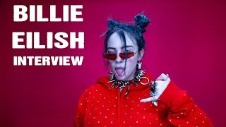Billie Eilish Talks About Coachella, Vince Staples And Breaking Records