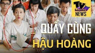 'Chị Dậu' Hậu Hoàng đem điệu nhảy truyền thuyết vào MV Hoàng Thùy Linh