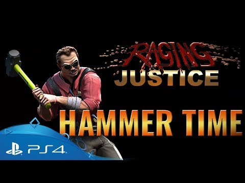 Raging Justice | Asetraileri | PS4