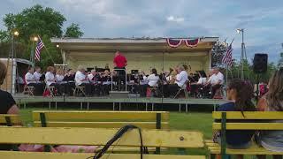 Kenosha Pops Concert Band - On Wisconsin
