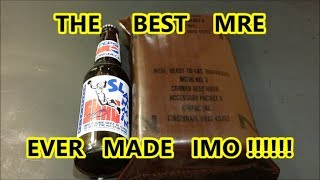 Opening and Eating a 25 year Old US MRE | Menu #2 Corned Beef Hash From 1992 | MRE Review