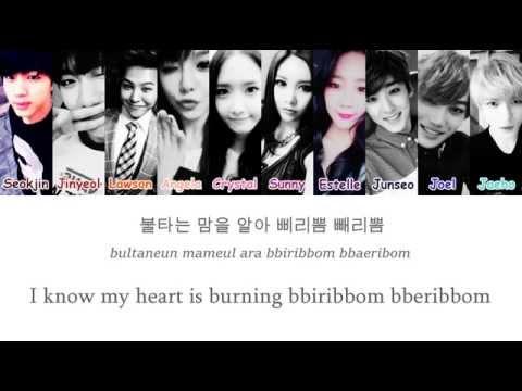 CS ROOKIES - Bbiribbom Bberibbom [Color Coded Han|Rom|Eng Lyrics]