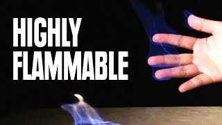 9 Extremely Flammable Household Items