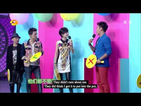 [ENG SUB][HD] 130413 Han Geng Mark Chao Happy Camp