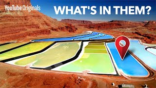 What Are These Huge Ponds in the Utah Desert?