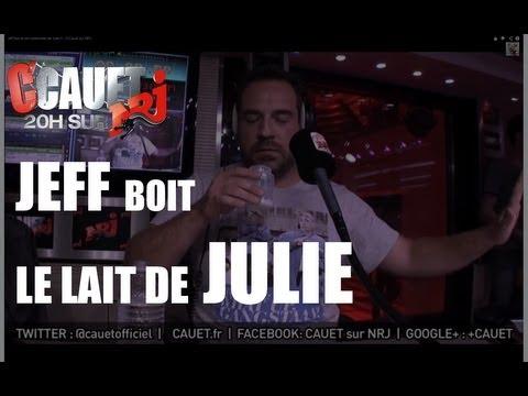 Baixar Jeff boit le lait maternel de Julie !! - C'Cauet sur NRJ