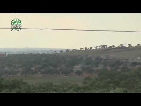 أحرار الشام تسقط طائرة حربية تابعة للنظام بريف إدلب