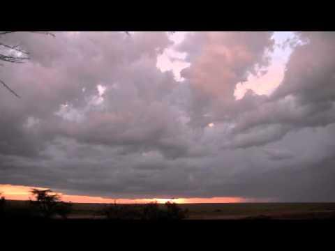 Mara Sunset and Storm Mar 23, 2011