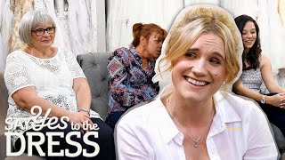 Bride Regrets Buying Dress That She Doesn't Like But Her Mum Loved | Say Yes To The Dress UK