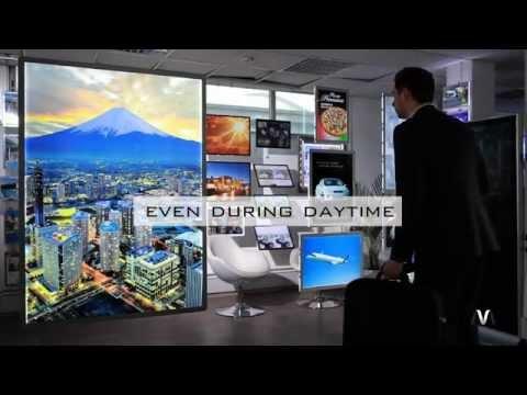 Digital Office System Vitrine Media