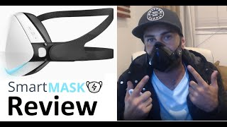 Smart Mask | Air Purifying Face Mask with Fan and HEPA filter