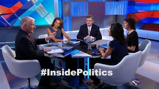 'Inside Politics' forecast: Rexit?