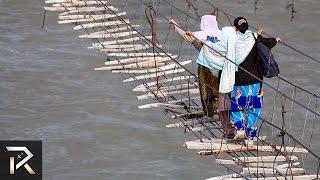 10 Dangerous Bridges You Shouldn't Cross