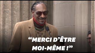 Snoop Dogg rend hommage à lui-même sur Hollywood Boulevard