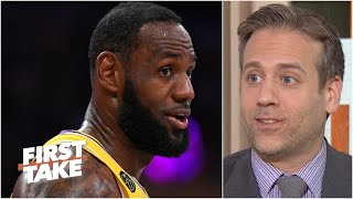 Max Kellerman, are you still sure about the Clippers? | First Take