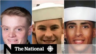 Pensacola naval base attack a presumed terrorist act, FBI says