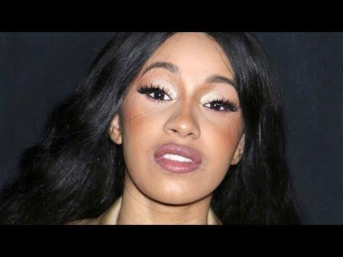 Cardi B Claps Back At Mom Shamers & Explains Nicki Minaj Feud   Hollywoodlife