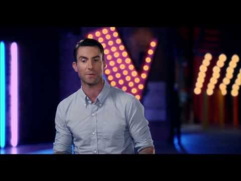 The Voice: Season 6 Premiere: Adam Levine On Set TV Interview ...