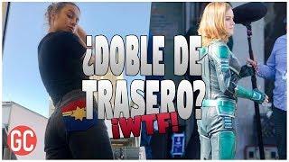 ¿Marvel Studios Contrata Un Doble De Cuerpo Para Brie Larson En Avengers 4: ENDGAME?