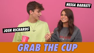 Josh Richards vs. Nessa Barrett - Grab The Cup