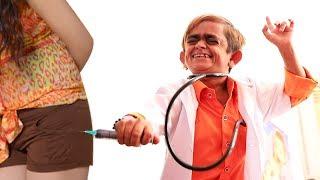 CHOTU DADA M.B.B.S | छोटू डॉक्टर का खतरनाक इंजेक्शन | Khandesh Hindi Comedy | Chotu Comedy Video