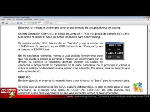 Simulador de mt4 para opciones binarias